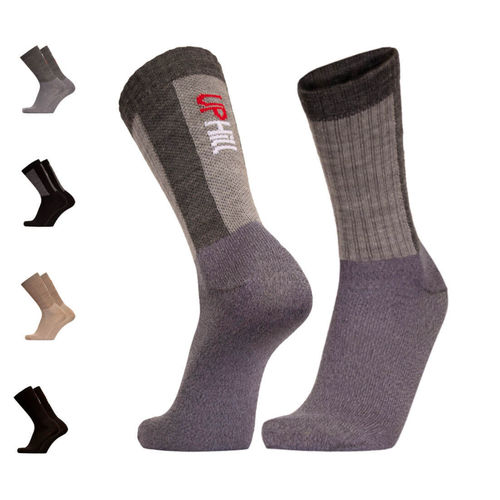 UphillSport Rokka Trekking 3-layer Duratech L4 Sock with Merino