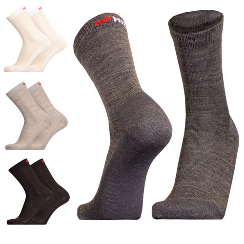 UphillSport Teijo Hiking & Walking 3-layer Liner L3 Sock with Merino