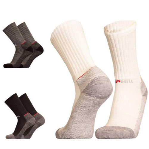 UphillSport Napa Mountaineering Extra Warm Flextech H5 sock with Merino