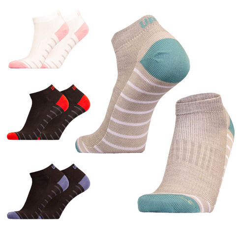UphillSport Fairway Golf low 3-layer Duratech L3 sock with Merino