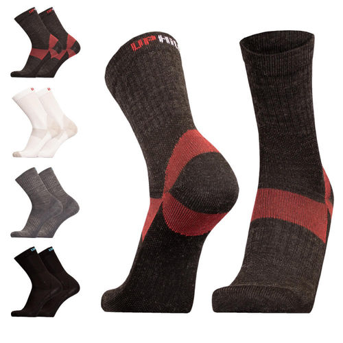 UphillSport Mulligan Golf 3-layer Duratech L3 sock with Merino