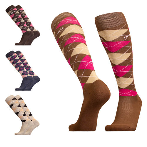 UphillSport Diagonal Horse riding M2 sock with Cotton