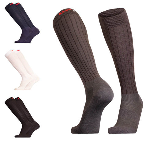 UphillSport Course Horse riding 3-layer L2 sock with Merino