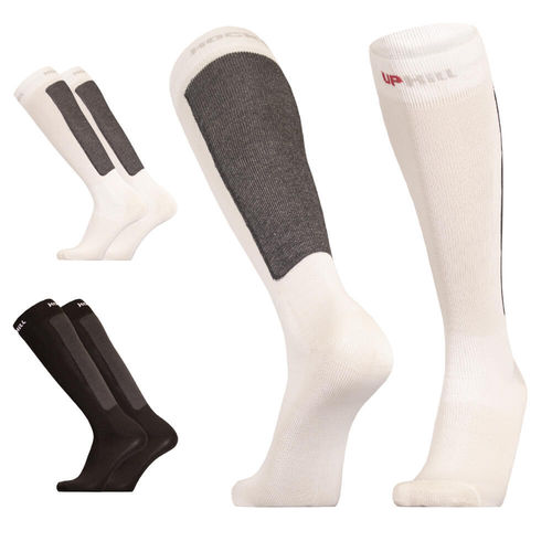 UphillSport Pond Ice hockey 3-layer Duratech L4 Anti-Cut protection sock with Merino