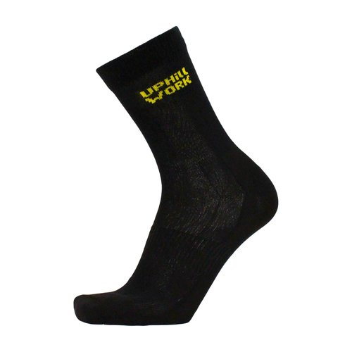 UphillSport Indoors Work 3-layer Duratech L2 Sock with Cotton