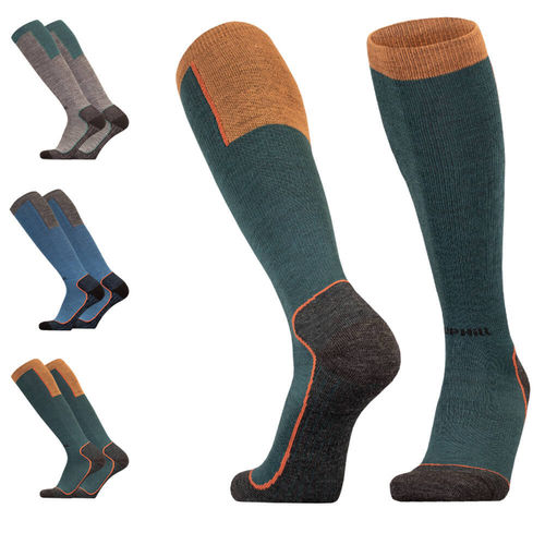 UphillSport OUNA Alpine Ski 4-layer Compression M5 sock with Merino